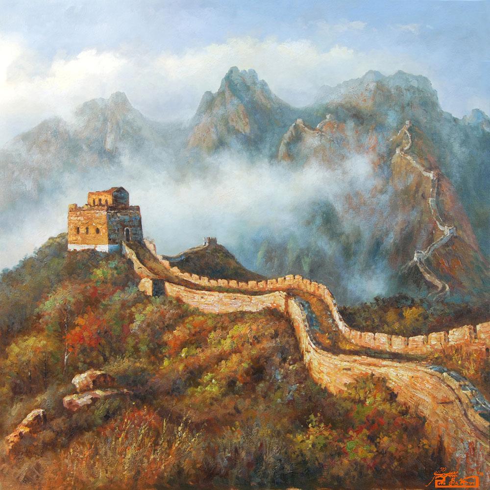 长城的风景作文